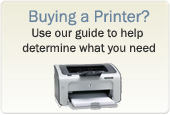 Printer Purchasing Tips